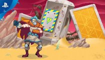 Way of the Passive Fist - Reveal Trailer
