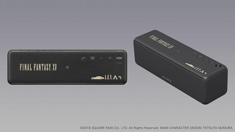 Sony lancerà un walkman a tema Final Fantasy XV in Giappone
