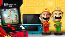Super Mario Maker 3DS - Sala Giochi