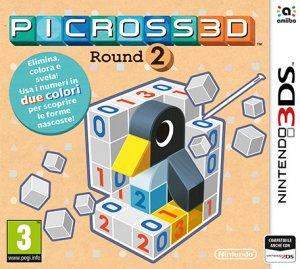 Picross 3D: Round 2 per Nintendo 3DS