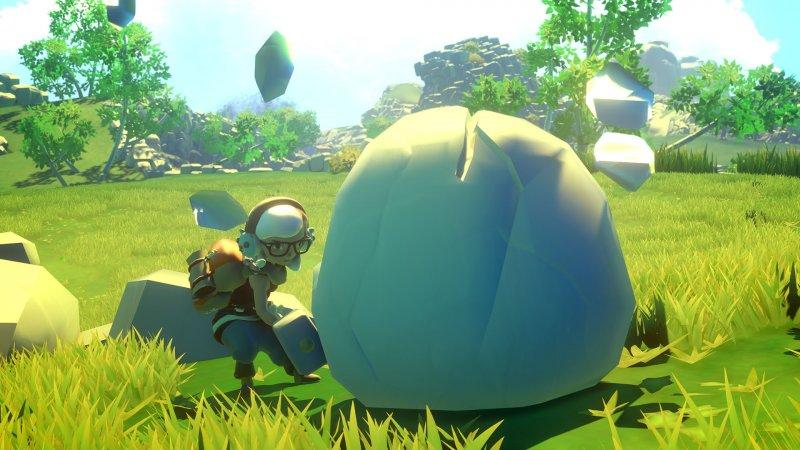 Yonder: The Cloud Catcher Chronicles è disponibile da oggi su Switch, trailer di lancio