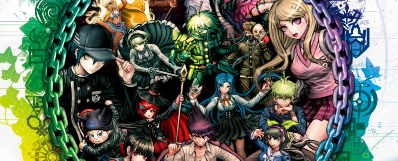 Migliorato il doppiaggio di Danganronpa V3: Killing Harmony su PlayStation Vita