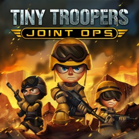 Tiny Troopers: Joint Ops per PlayStation Vita