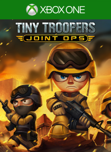 Tiny Troopers: Joint Ops per Xbox One