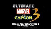 Ultimate Marvel vs. Capcom 3 - Trailer della riedizione per PlayStation 4