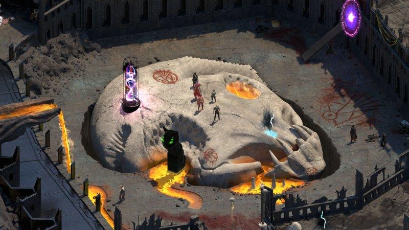 inXile Entertainment è al lavoro su Nintendo Switch, ma non con un port di Torment: Tides of Numenera
