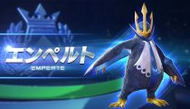 Pokkén Tournament - Un video di gameplay di Empoleon