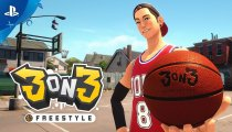 3on3 Freestyle - Open Beta Trailer