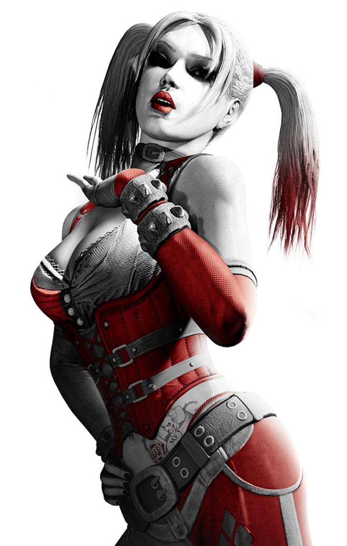 Harley Quinn nei videogiochi