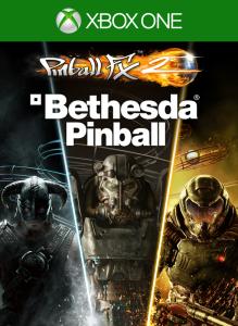 Pinball FX2 - Bethesda Pinball per Xbox One