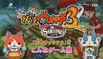 "Yo-Kai Watch 3: Sukiyaki - Gameplay ""Che tipo di gioco è Yo-Kai Watch 3?"""