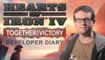Hearts of Iron IV - Diario degli sviluppatori Espansione Together for Victory