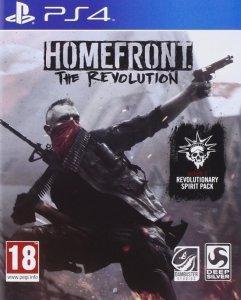 Homefront: The Revolution per PlayStation 4