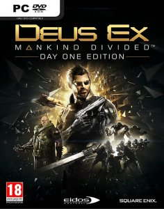 Deus Ex: Mankind Divided per PC Windows