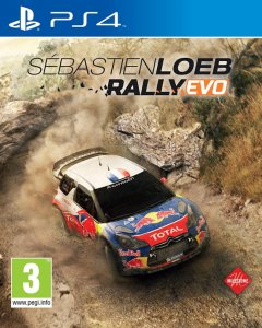Sébastien Loeb Rally EVO per PlayStation 4