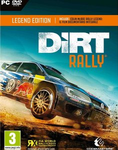 DiRT Rally per PC Windows
