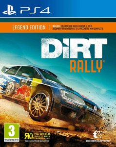 DiRT Rally per PlayStation 4