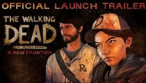 The Walking Dead: A New Frontier - Trailer di lancio