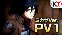 Attack on Titan: Escape from Certain Death - Trailer sui personaggi