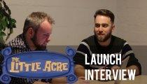 The Little Acre - Video Intervista