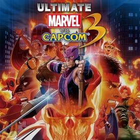Ultimate Marvel Vs. Capcom 3 per PlayStation 4