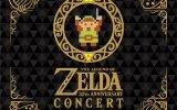 Amazon Japan apre le prenotazioni per il cofanetto musicale di The Legend of Zelda - Notizia