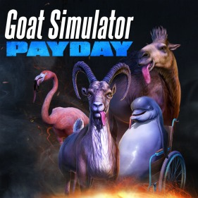 Goat Simulator: PAYDAY per PlayStation 4