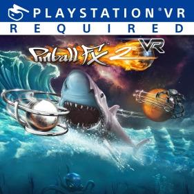Pinball FX2 VR per PlayStation 4