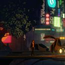 Qualche informazione sparsa su The Last Night, il promettente indie cyberpunk per PC e Xbox One