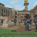 Minecraft si traveste da Fallout con il pacchetto Mash-Up