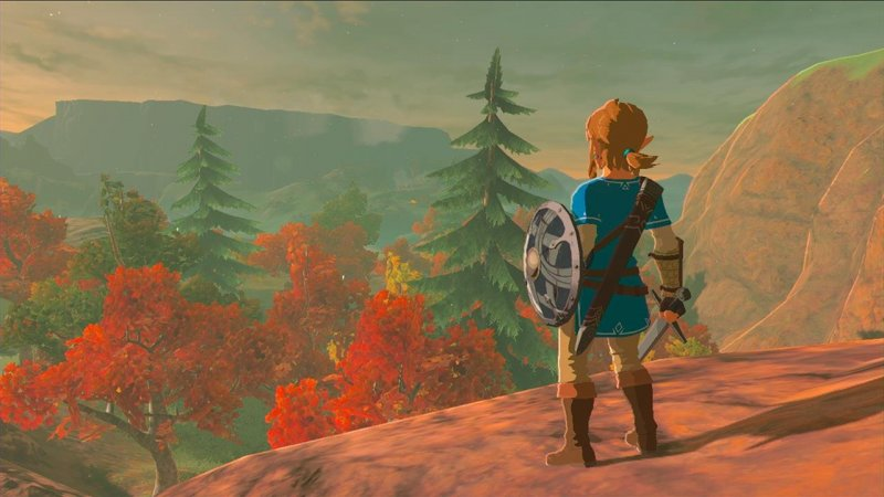 Nintendo lavora a un mobile game basato su The Legend of Zelda, secondo il Wall Street Journal