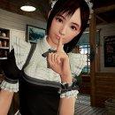 La protagonista di Summer Lesson si veste da maid nel nuovo DLC del gioco