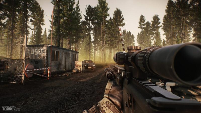 Estesa la versione alpha dello shooter Escape From Tarkov