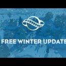 Planet Coaster - Trailer Free Winter Update