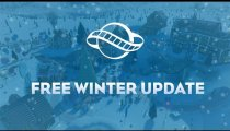 Planet Coaster - Trailer Free Winter Update