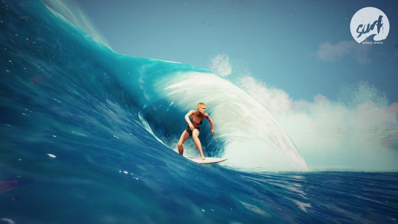 Surf World Series è disponibile da oggi in versione retail su PlayStation 4, nuovo trailer