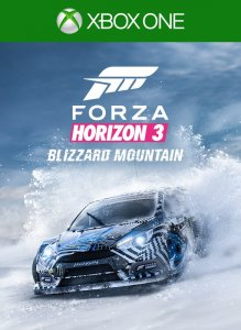 Forza Horizon 3: Blizzard Mountain per Xbox One