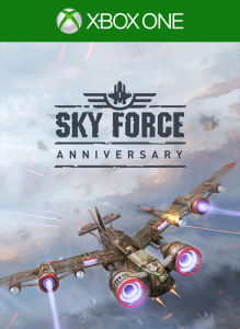 Sky Force Anniversary per Xbox One