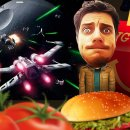 Oggi si va a pranzo con Vincenzo Lettera e Star Wars: Battlefront - Rogue One: Scarif