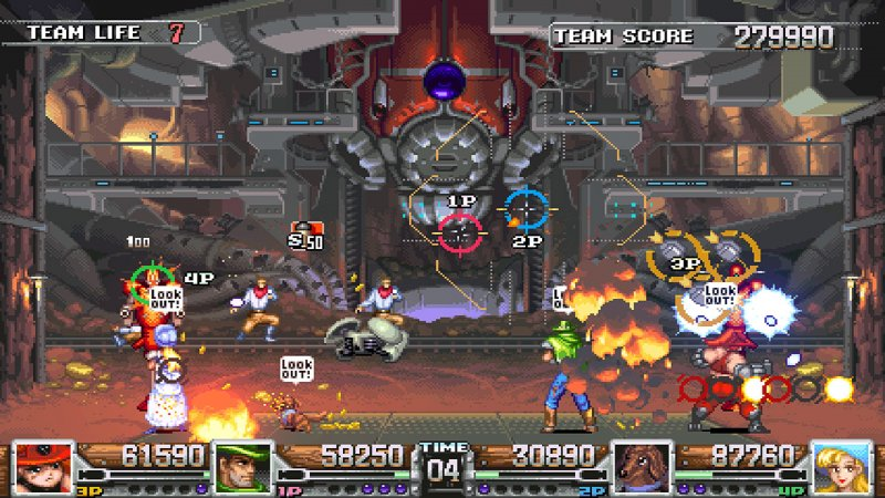 Wild Guns Reloaded ha una data di lancio su Switch