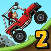 Hill Climb Racing 2 per iPhone