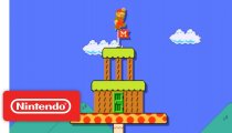 "Super Mario Maker - Il video ""Mario's Day Off"""