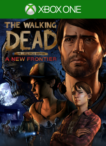 The Walking Dead: A New Frontier - Episode 1 per Xbox One