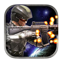 TapWars: Earth Defense Force 4.1 per Android