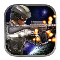 TapWars: Earth Defense Force 4.1 per iPhone
