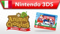 Animal Crossing: New Leaf - Welcome amiibo - Rilla trailer