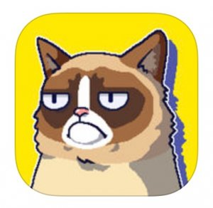 Grumpy Cat: Un Gioco Orrendo per iPhone