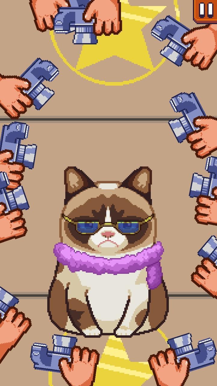 L'orrendo gioco del gatto rognoso