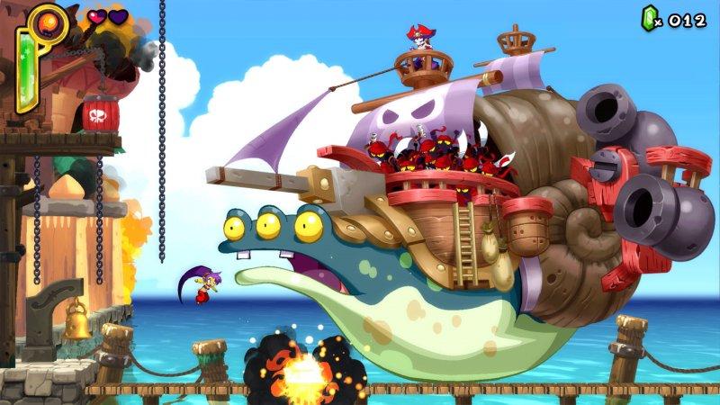 Shantae: Half- Genie Hero Ultimate Edition, la recensione