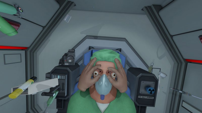 ER Medico cor caschetto